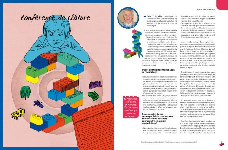 Les Francas Brest illustrations – Chromatiques