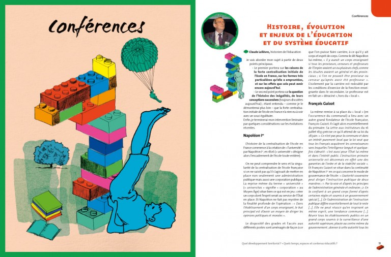 Les Francas Brest illustrations – Chromatiques