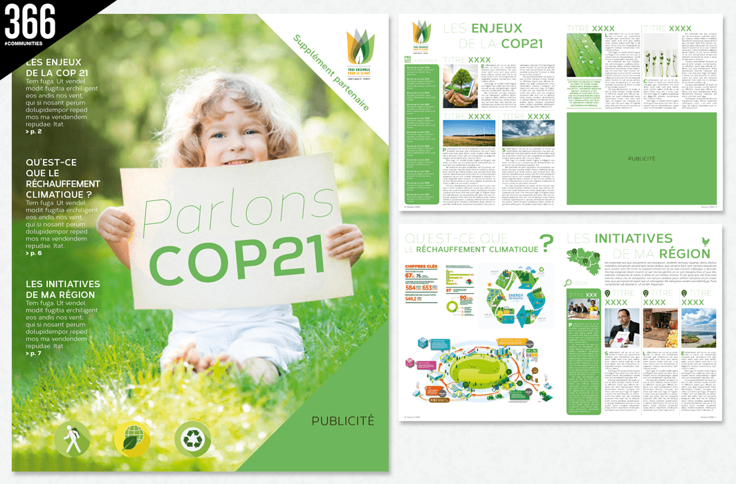 Graphicplume – 366 Communities Cop21